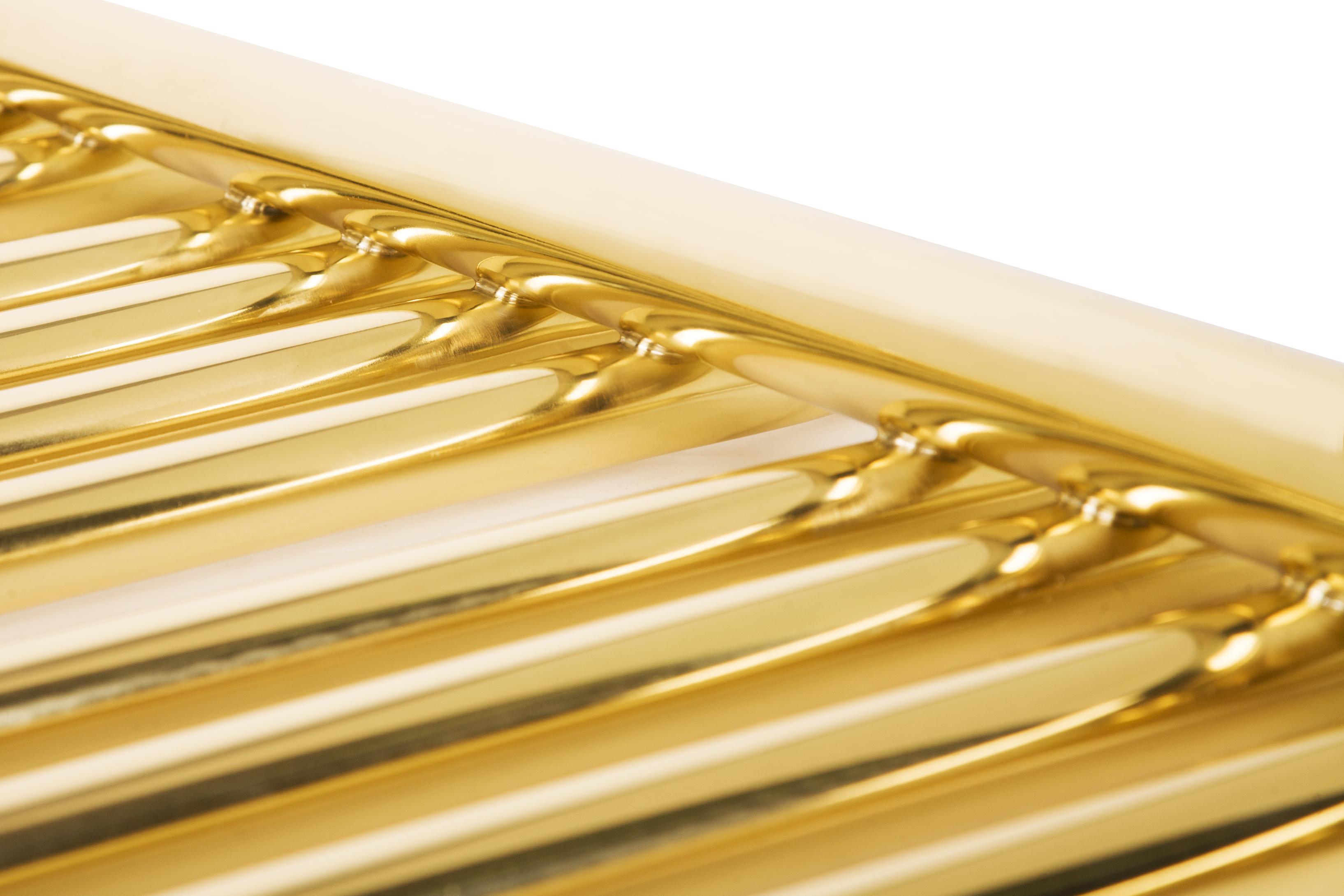 森拉特黄铜暖气片CQT10