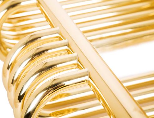 森拉特黄铜暖气片CQT12