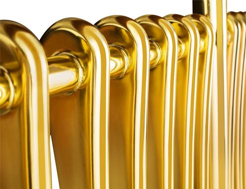 森拉特黄铜暖气片CQT17