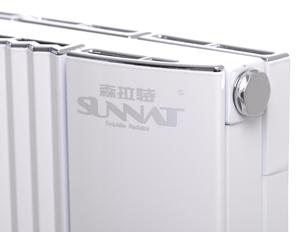 森拉特钛镁铝暖气片CQL66