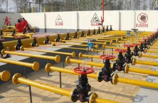 煤改气天然气管道安装施工规范
