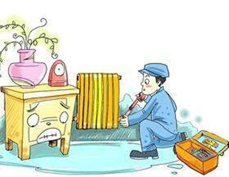 暖气片漏水了怎么办 应急处理方法盘�