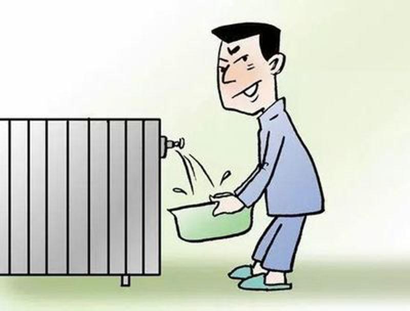 暖气片漏水怎么修?暖气片漏水的解决�