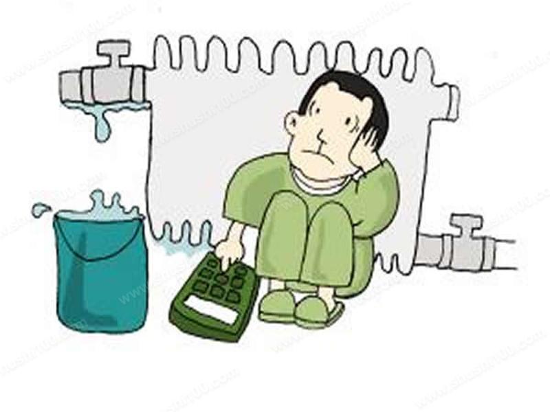 暖气片漏水怎么办?如何处理
