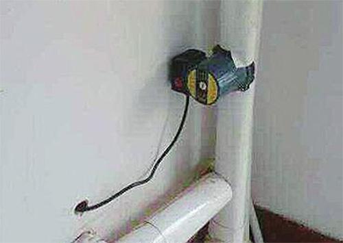 隔壁安装暖气泵导致暖气片不热