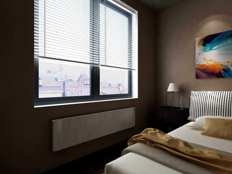 暖气片安装不到位容易造成散热效果�
