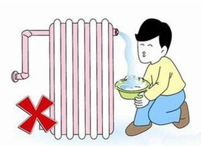 暖气片水会致癌吗?