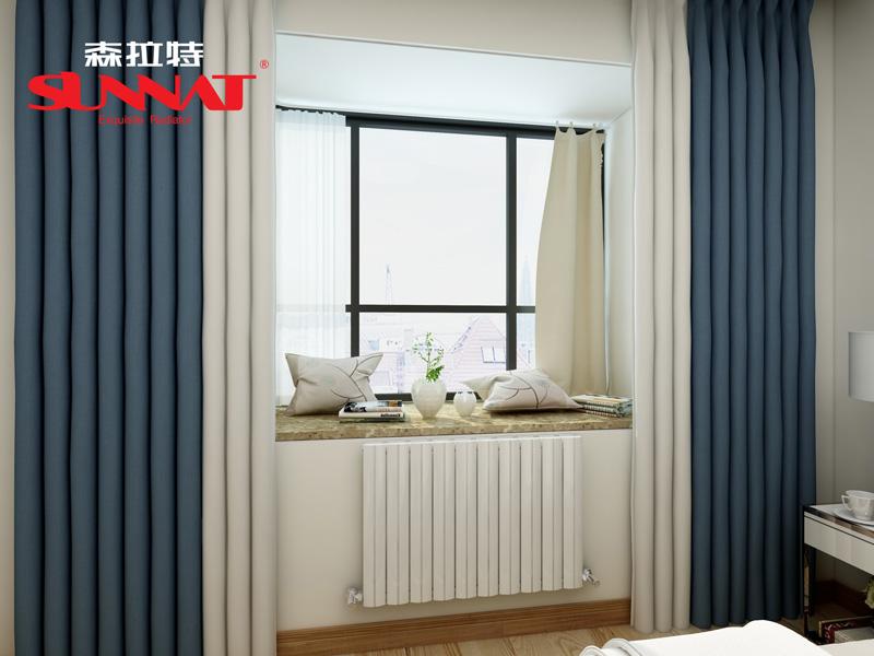 暖气片安装为什么大多靠窗户
