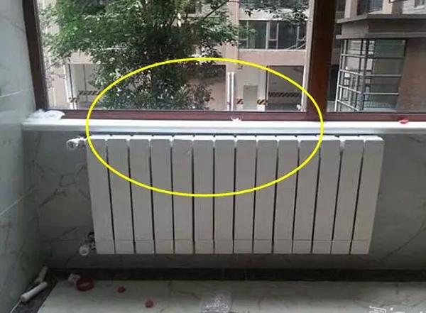 森拉特告诉你为什么暖气片要安装窗�