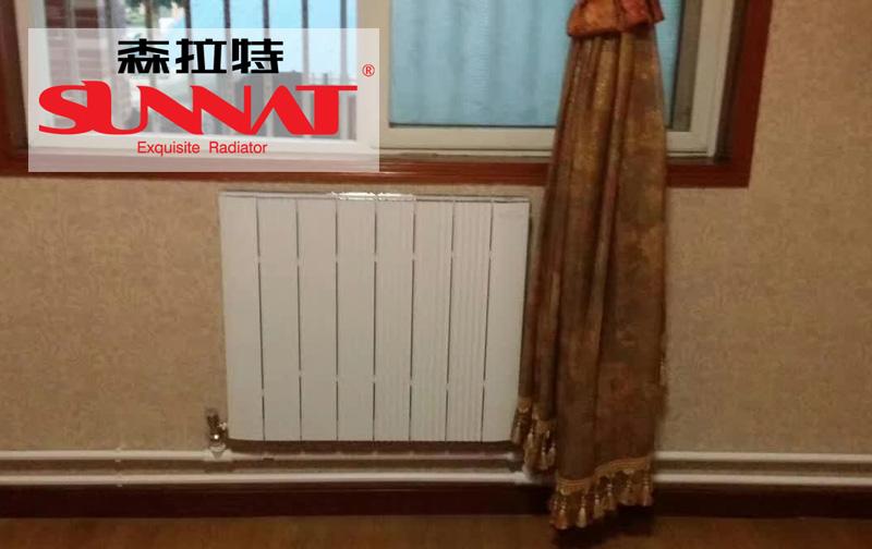 明装暖气片安装流程