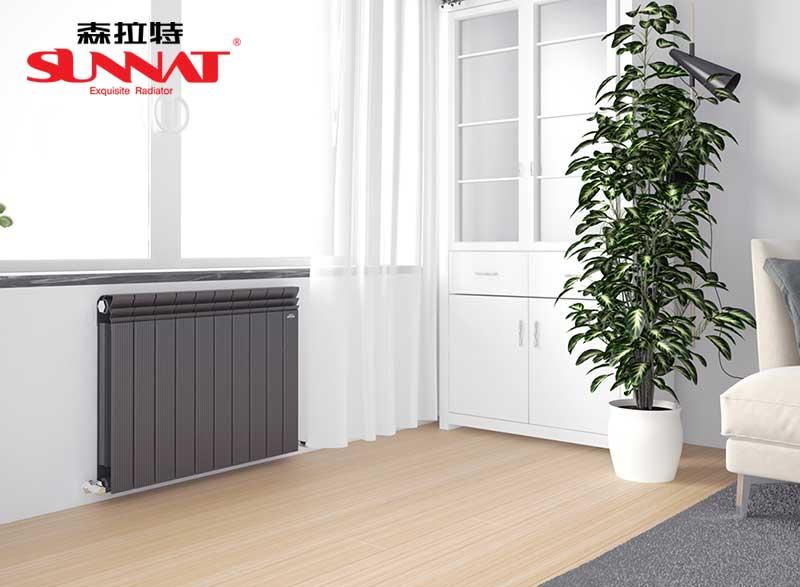 空气能热泵供暖是否适合暖气片
