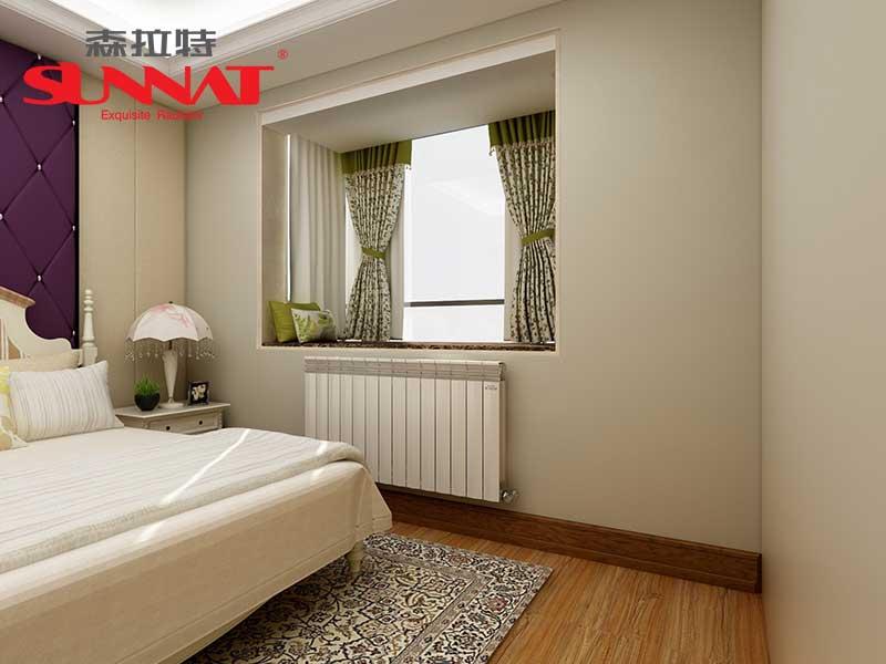 暖气片安装使用是否对墙纸有损害?