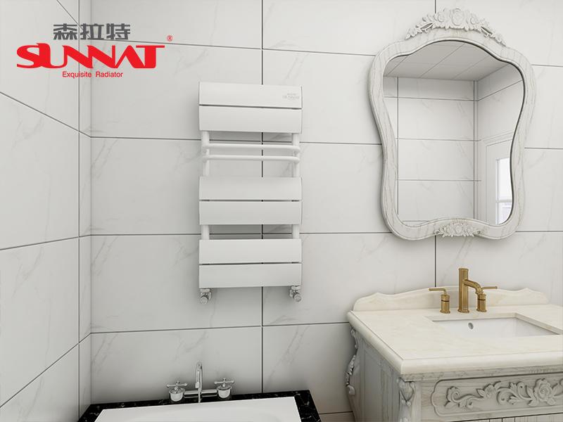 暖气片厂家分析卫浴暖气片的小常识