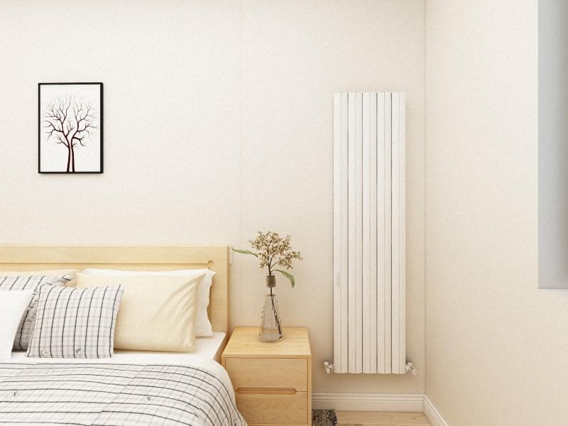 森拉特铜铝复合暖气片装修效果图