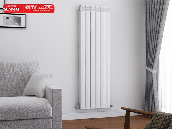 家用暖气片应该如何选择和安装布置