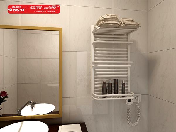 干式电热毛巾架和湿式电热毛巾架