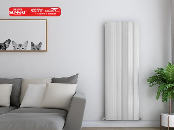 采暖散热器暖气片安装后是否能移动