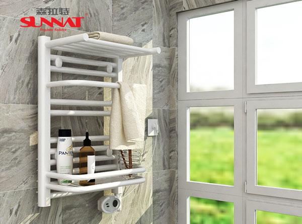 卫浴散热器的特点和安装注意事项