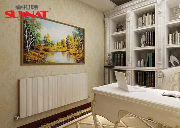 客厅应该如何选购铜铝复合散热器?
