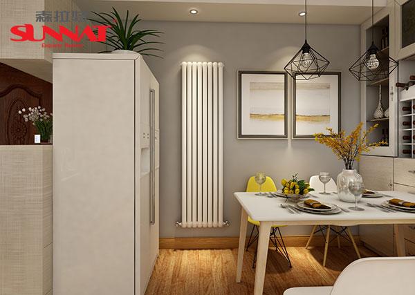 家用采暖选择暖气片还是地暖、空调