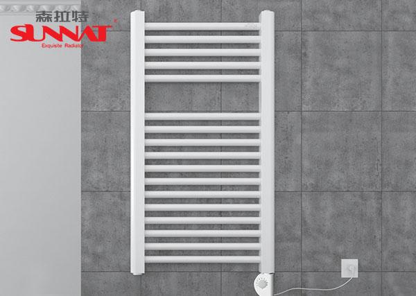 电热毛巾架为什么作南方版浴室暖气