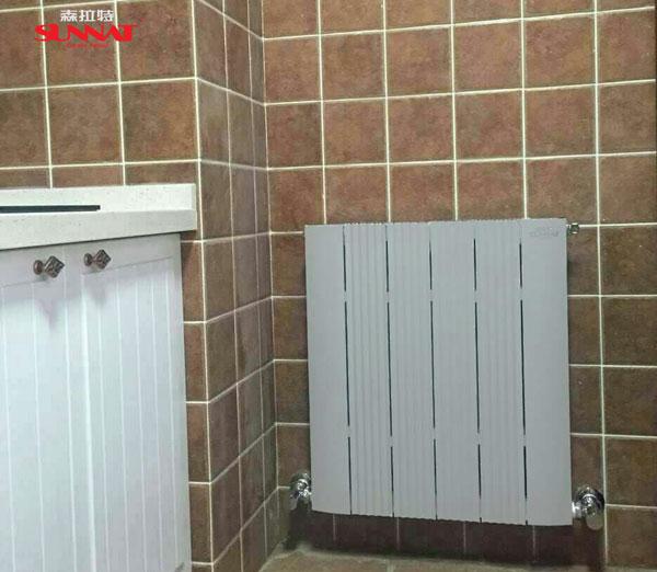厨房适合安装什么样的暖气片?