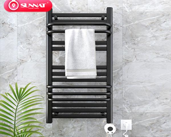 卫生间安装什么样的电热毛巾架合适