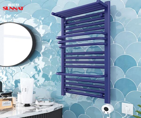 打造美美的卫浴间电热毛巾架不可少