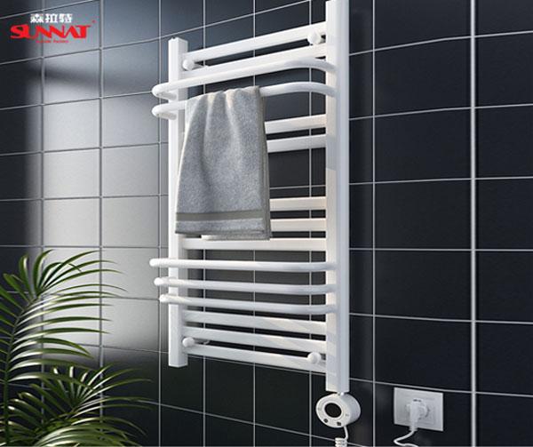 电热毛巾架使用起来安全吗?