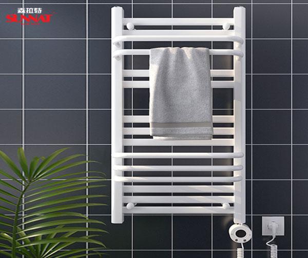 卫生间电热毛巾架该如何安装才好用