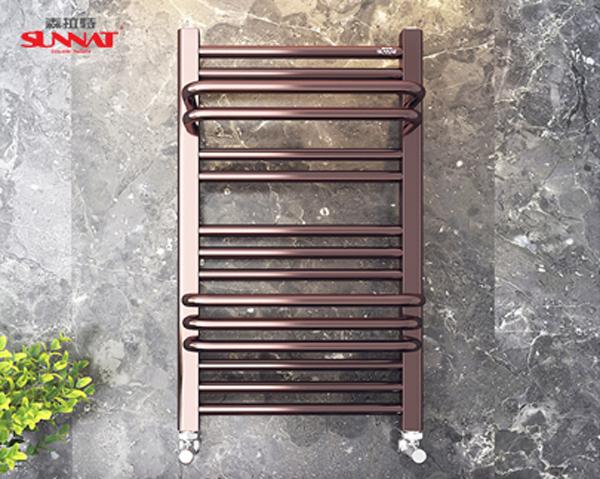 卫浴散热器安装要具备哪些特点