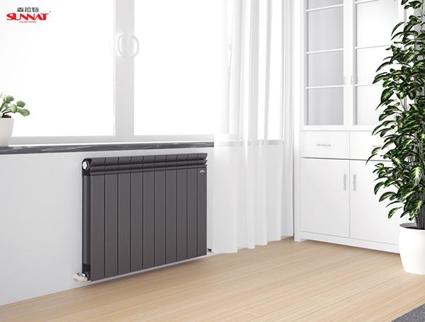 森拉特铜铝复合暖气片有哪些优势