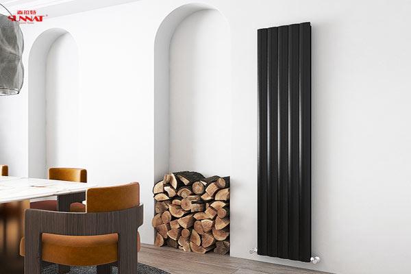 安装铜铝复合暖气片散热器注意事项