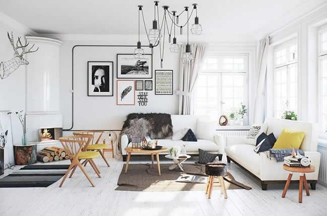 不管是客廳,臥室,書房,甚至是衛生間和廚房,暖氣片的存在都讓房間變得