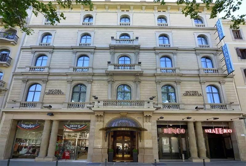 巴塞罗那granvia酒店暖气片工程