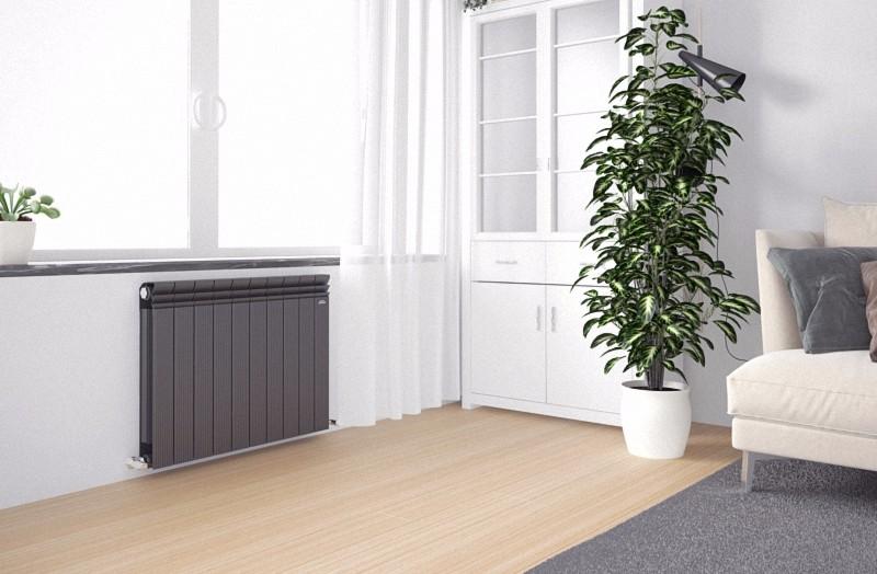 森拉特铜铝复合暖气片装修效果图——ctl133款效果图大全