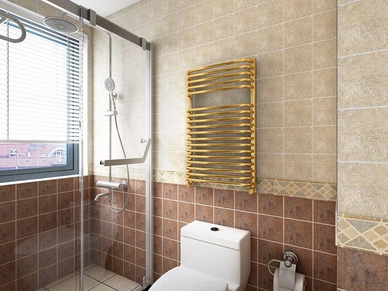 森拉特黄铜暖气片装修效果图