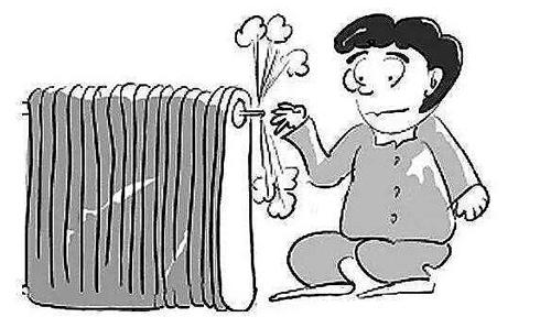 暖气片堵塞怎么办?