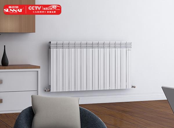 反季节安装暖气散热片价格更优势