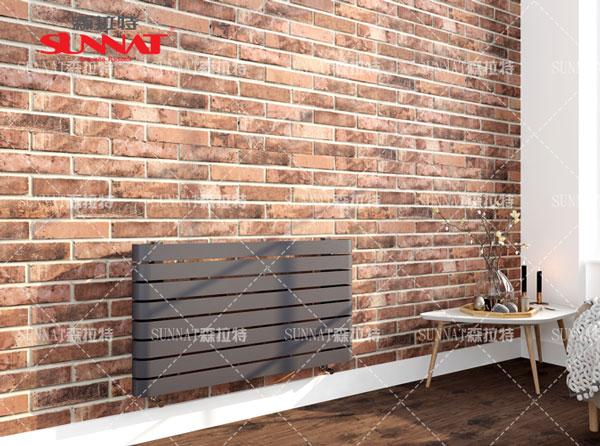 森拉特首推新品180°弯管暖气片