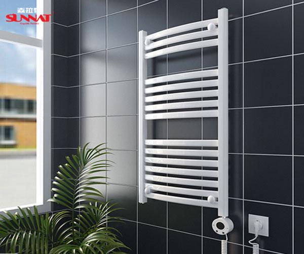 卫浴间安装电热毛巾架具备哪些特点