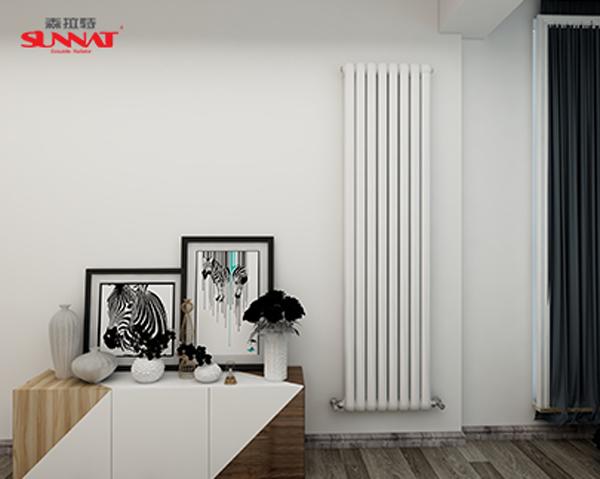 不同房间应该如何安装家用暖气片